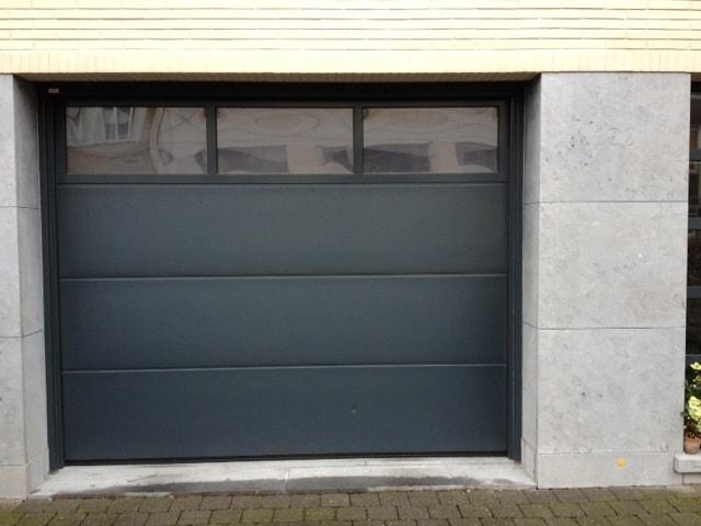 Arzo-Garagepoorten-Antwerpen-Hormann-lpu-silcgrain
